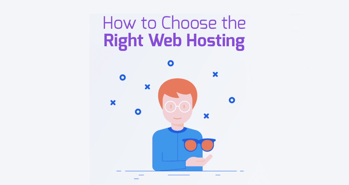 Choose the Right Web Hosting