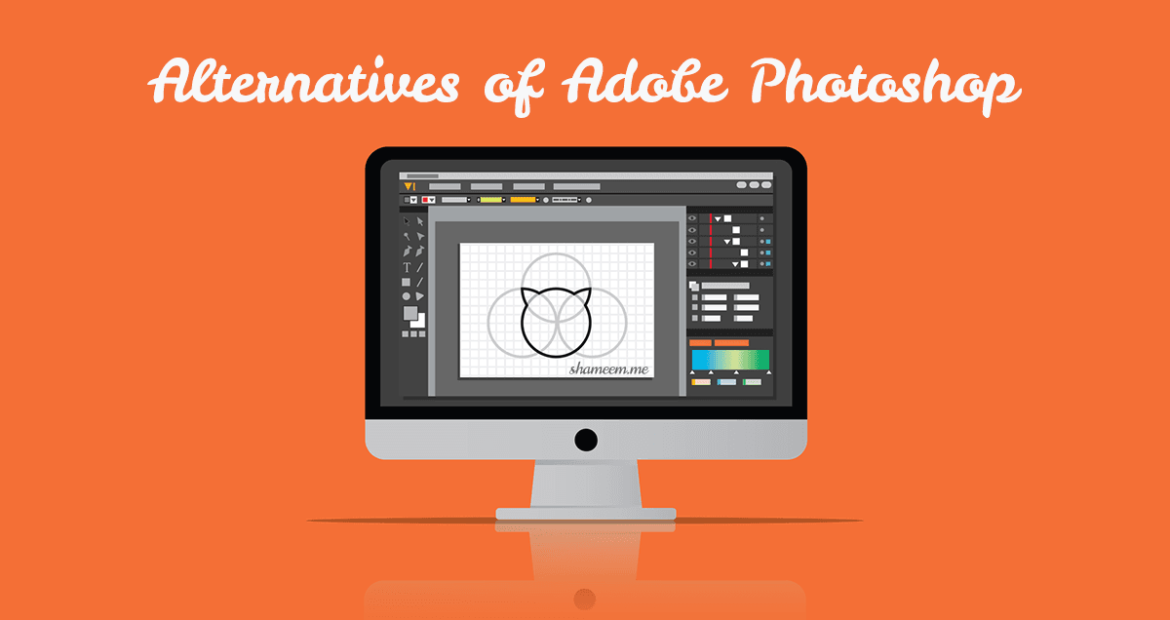 Alternatives of Adobe Photoshop
