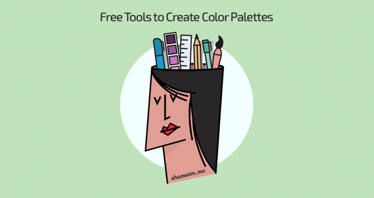 Free Tools to Create Color Palettes