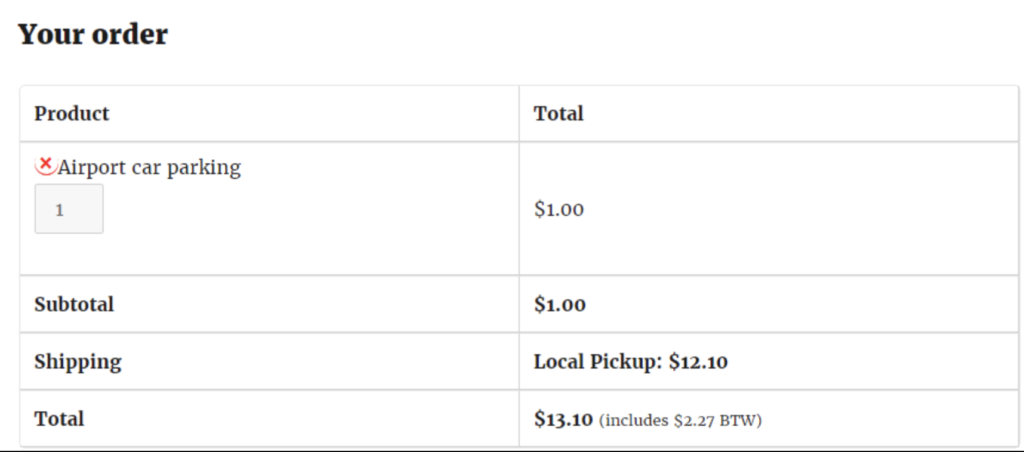 Change Quantity on Checkout for WooCommerce