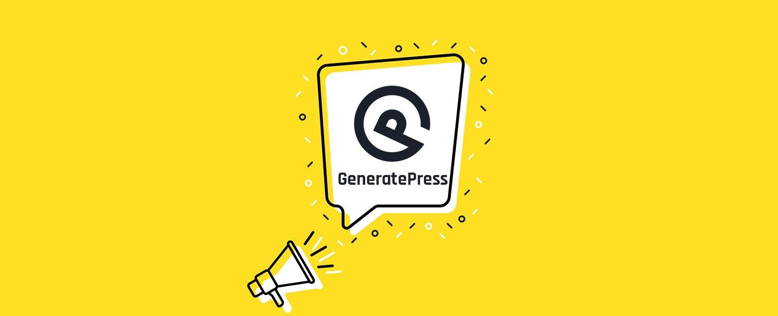 GeneratePress - Best and Fastest WordPress Theme